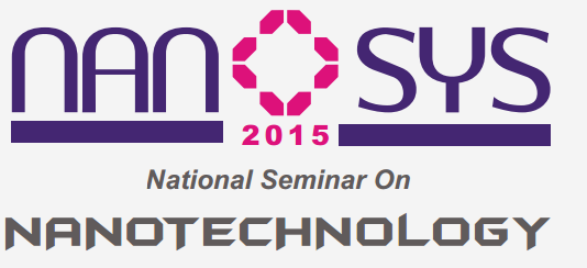 National Seminar On Nanotechnology, Krantiguru Shyamji Krishna Verma Kachchh University, March 26 2015, Bhuj, Gujarat