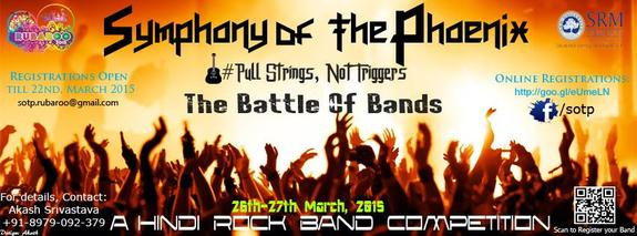 Symphony Of The Phoenix - Battle of Bands