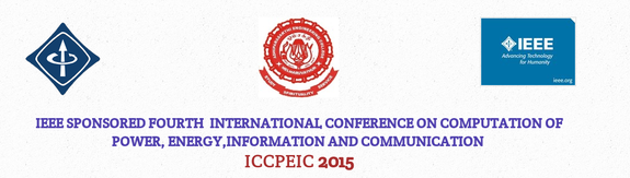 ICCPEIC 2015, Adhiparasakthi Engineering College, April 20-21 2015, Kancheepuram, Tamil Nadu