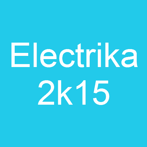 Electrika 2k15, Geethanjali College of Engineering and Technology, March 27 2015, Hyderabad, Telangana