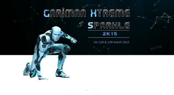 Garimaa  Xtreme - 15, Gandhi Institute for Education and Technology, March 11-12 2015, Bhubaneswar, Odisha