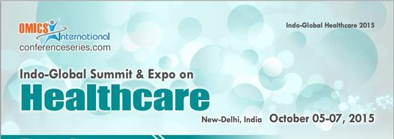 Indo-Global Summit and Expo On Healthcare, October 5-7 2015, New Delhi, Delhi