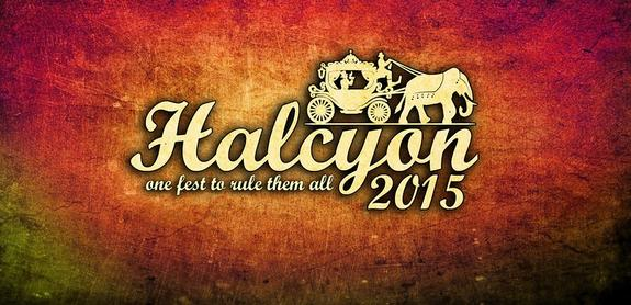 HALCYON 15, Siddaganga Institute of Technology, April 9-11 2015, Tumkur, Karnataka