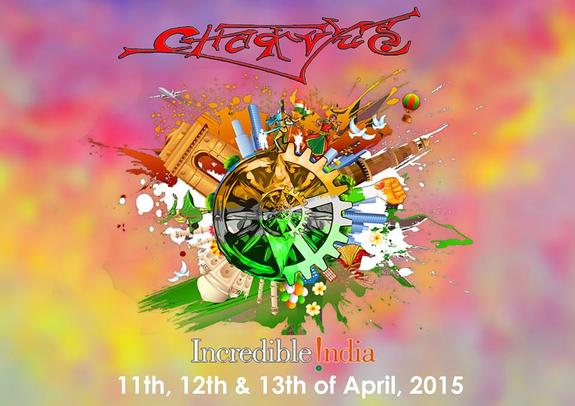 Chakravyuh 15, ALVAs Institute of Engineering and Technology, April 11-13 2015, Mangalore, Karnataka