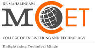 ICRESE 2015, Dr Mahalingam College of Engineering and Technology, August 3-5 2015, Pollachi, Tamil Nadu
