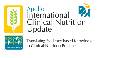 7th Apollo International Clinical Nutrition Update,  Apollo Hospitals Group, August 8-9 2015, Ahmedabad, Gujarat