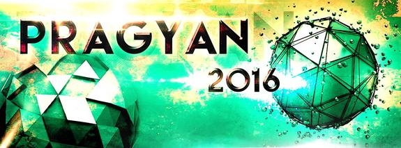 Pragyan 2016, National Institute of Technology , February 25-28 2016, Trichy, Tamil Nadu