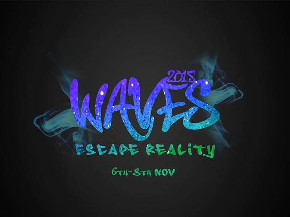 Waves 2015, BITS Pilani, November 6-8 2015, Goa, Goa