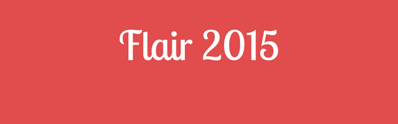 Flair 2015, Loyola ICAM College of Engineering and Technology, August 25 2015, Chennai, Tamil Nadu