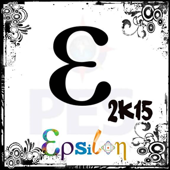 Epsilon 2k15, Meenakshi Sundararajan Engineering College, August 11 2015, Chennai, Tamil Nadu