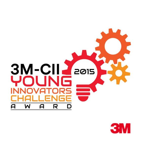3m India Young Innovators Challenge Award 2015, 3M India, August 6-7 2015, Bangalore, Karnataka