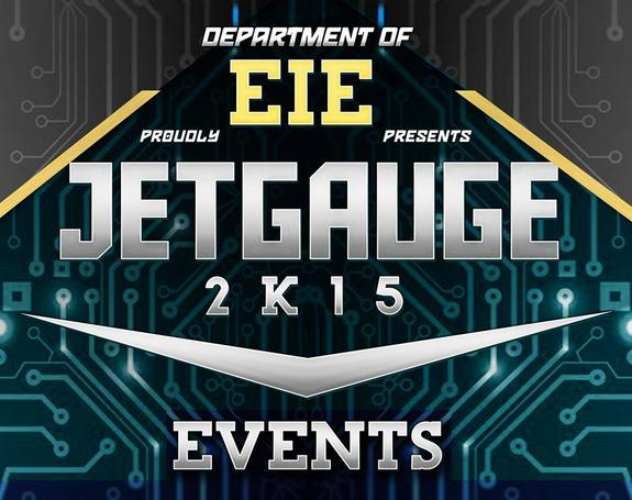 Jetgauge 15, St Josephs College of Engineering, September 8 2015, Chennai, Tamil Nadu