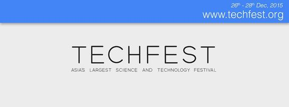 Techfest ,Indian Institute of Technology Bombay, December 26-28 2015, Mumbai, Maharashtra