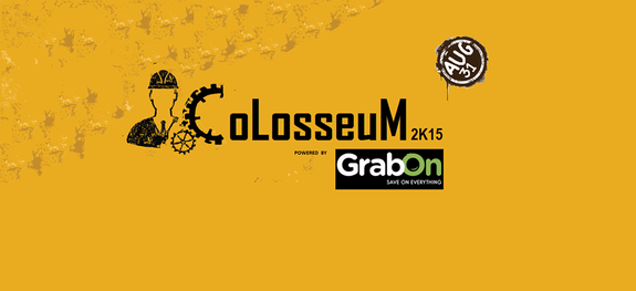 Colosseum 2K15, R.M.K. Engineering College, August 31 2015, Chennai, Tamil Nadu