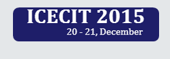 2nd International Conference on Emerging Trends in Electrical Communication and Information Technologies - 2015, Srinivasa Ramanujan Institute of Technology, December 20-21 2015, Anantpur, Andhra Pradesh