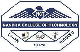 National Technology Awarness Campaign 15, Nandha College of Technology, September 28-30 2015, Erode, Tamil Nadu