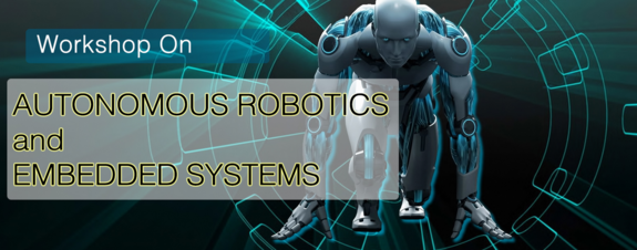Workshop on Embedded Systems and Autonomous Robotics 15, Lakireddy Bali reddy College of Engineering, October 5-6 2015, Mylavaram, Andhra Pradesh