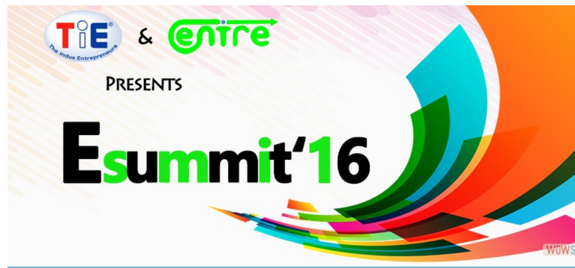 E-summit 16, IIT Bhubaneswar, January 22-24 2016, Bhubaneswar, Odisha