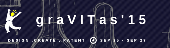 graVITas 15, VIT University, September 27-28 2015, Vellore, Tamil Nadu