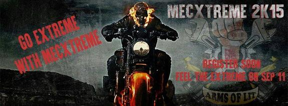 Mecxtreme 2k15, Loyola Institute of Technology, September 11 2015, Chennai, Tamil Nadu
