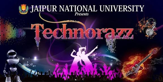 Technorazz 15, Jaipur National University, September 29-October 1 2015, Jaipur, Rajasthan