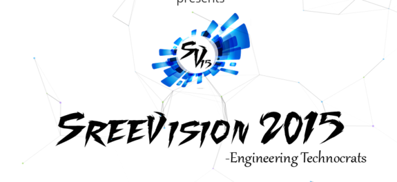 Sreevision 2015, Sreenidhi Institute of Science and Technology, October 5-10 2015, Hyderabad, Telanagana
