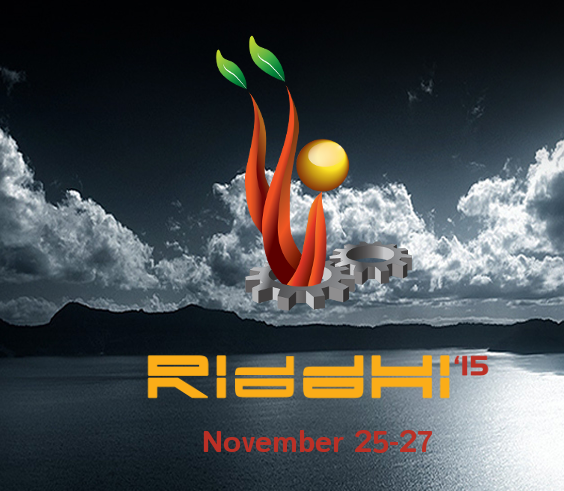 Riddhi 15, College of Dairy Science and Technology, November 25-27 2015, Mannuthy, Kerala