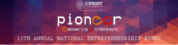 Pioneer 2016, Christ University Institute of Management, January 28 2016, Bangalore, Karnataka