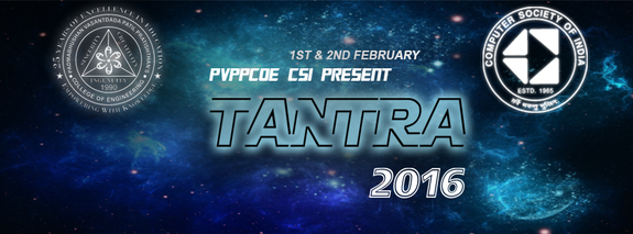 Tantra 16, Padmabhushan Vasantdada Patil Pratishthans College of Engineering, Feb 1-2 2016, Mumbai, Maharashtra