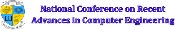 4th National Conference on Recent Advances in Computer Engineering (RACE-2016), MES