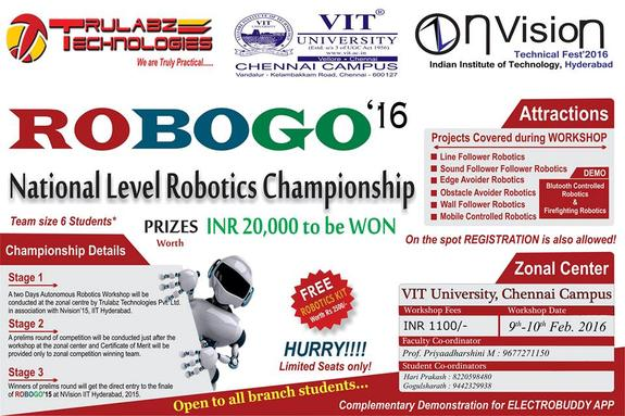 Robogo Workshop