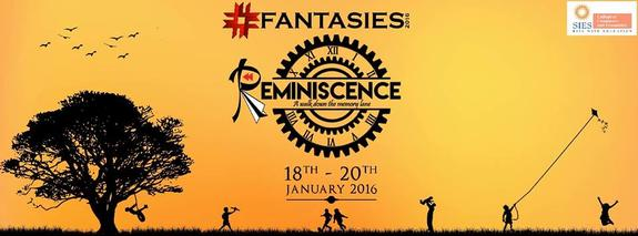 Fantasies 16, SIES College of Commerce and Economics, Jan 18-20 2016, Mumbai, Maharashtra