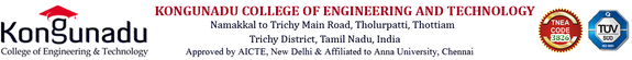 Challenges and Opportunities For Mechanical Engineers (COME 2016), Kongunadu College of Engineering and Technology, March 16 2016, Tiruchirappalli, Tamil Nadu