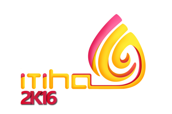 iTiha 2K16, Rajadhani Insititute Of Engineering & Technology, Feb 25-27, 2016, Trivandrum, Kerala