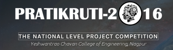 Pratikruti-2016, Yeshwantrao Chavan College of Engineering, Mar 11 2016, Nagpur, Maharashtra