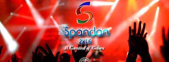 Spandan 2k16, College of Engineering & Management, March 12-14 2016, Kolaghat, West Bengal