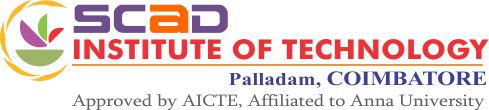 SCAD TRINE 16, SCAD Institute of Technology, April 5 2016, Tirupur, Tamil Nadu