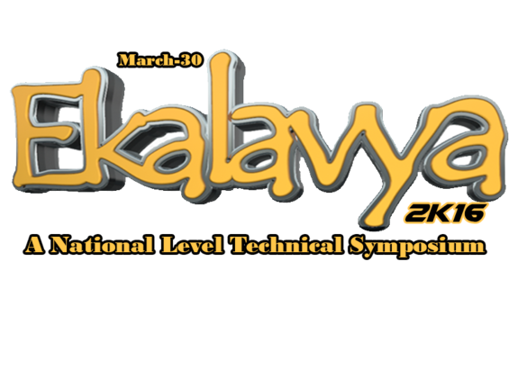 Ekalavya 2k16, Bharath University, March 30 2016, Chennai, Tamil Nadu