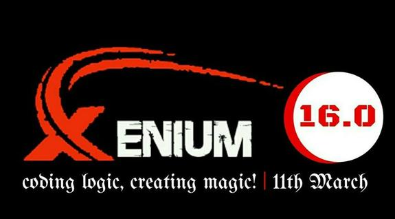 XENIUM 16.0, PGDAV College, March 11 2016, New Delhi