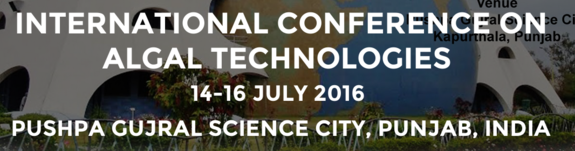 The Second National Conference on Algal Technologies (NCAT-II), Sevas Educational Society, Jul 14-16, 2016, Kapurthala, Punjab