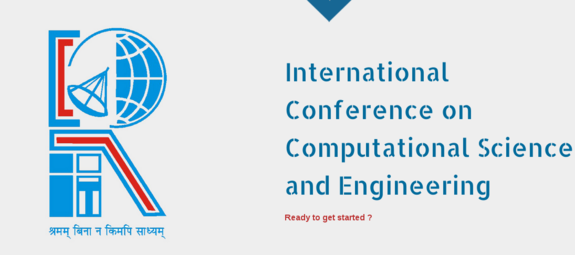 International Conference on Computational Science and Engineering (ICCSE-16), RCC Institute of Information Technology (RCCIIT), Oct 04-06, 2016, Kolkata, West Bengal