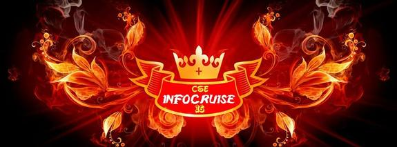 INFOCRUISE 2K16, Kongu Engineering College, March 15 2016, Erode, Tamil Nadu