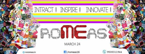 Romeas 16, RVS Technical Campus, March 24 2016, Coimbatore, Tamil Nadu