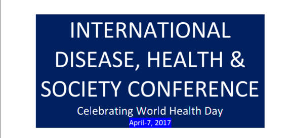 International Disease Health & society Conference IDHSC 2017, Yadam Institute of Research, April 7 2017, New Delhi, Delhi