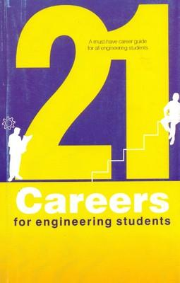 21 Careers For Engineering Students (English) 1st Edition by IMS