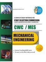A Complete Ready Reference For Staff Selection Commission CWC/MES Mechinal Engineering Guide (English) 1st Edition by G K P
