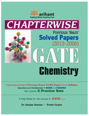Chapterwise GATE Chemistry Previous Year