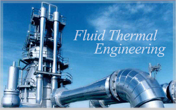 Master of Technology (MTech Fluids & Thermal Engineering)