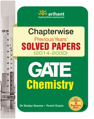 GATE - Chemistry  Chapterwise Previous  Year