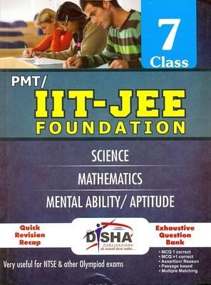 PMT/IIT-JEE Foundation Science, Mathematics Mental Ability/Aptitude (Class - 7) (English) by AIETS